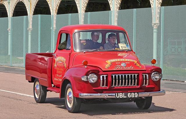 1960 Bedford JO