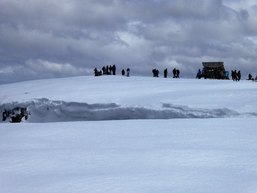 Ben Nevis summit area