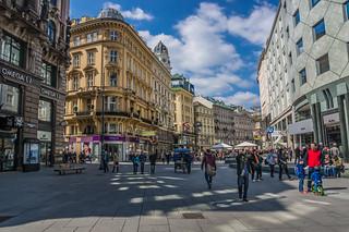 Central Vienna   by mike matthews