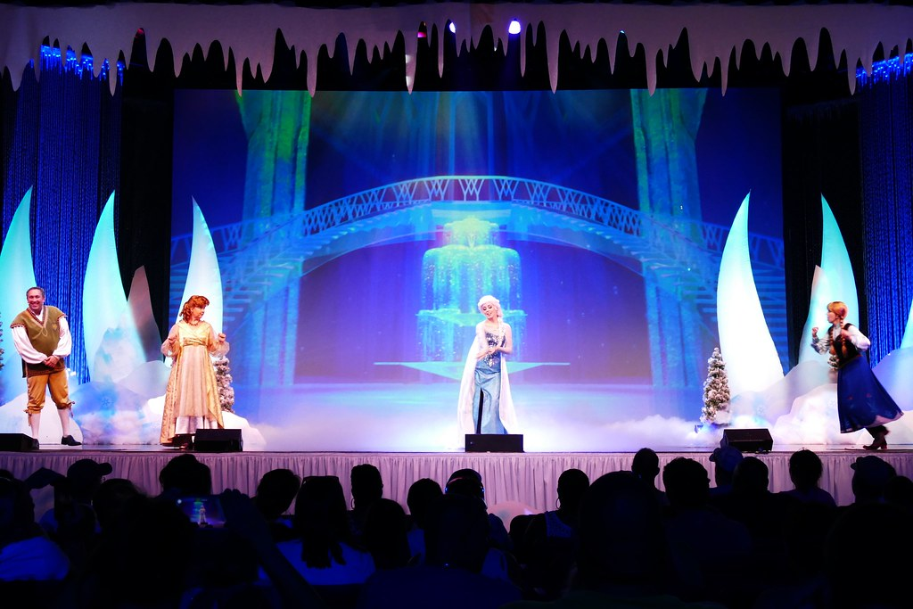Frozen - Disney Hollywood Studios 2015