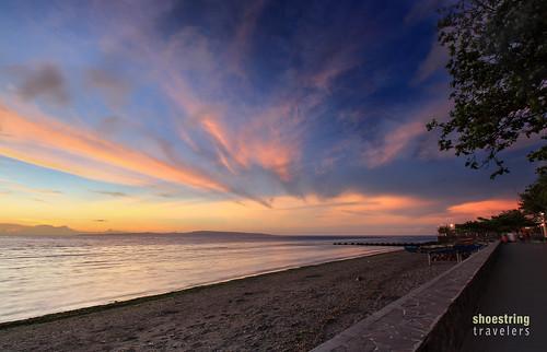 longexposure travel water colors sunrise landscape outdoors landscapes seascapes philippines dumaguete waterscape ndfilters negrosoriental rizalboulevard centralvisayas