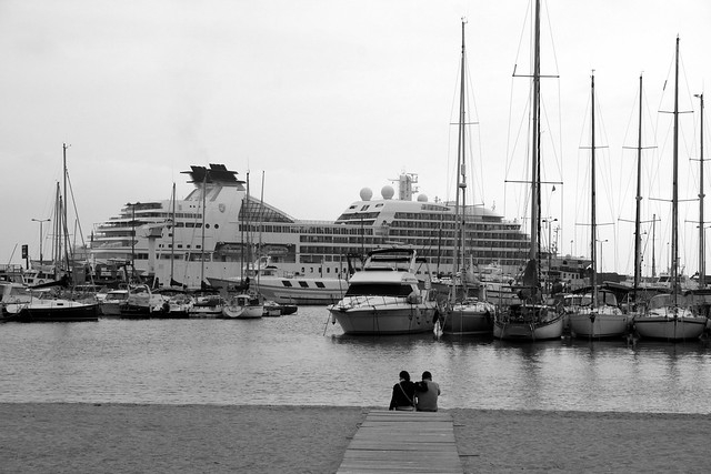 Seabourn Quest @ Palamos, 26.04.2015