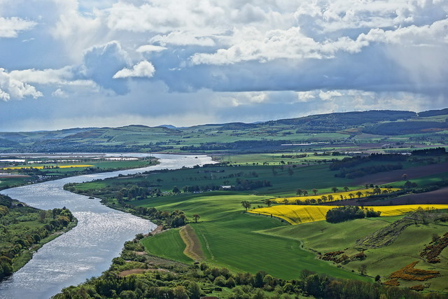 The River Tay.
