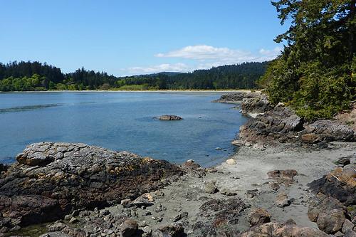 Witty's Lagoon Park, Metchosin, Victoria, Vancouver Island, British Columbia