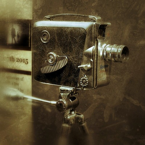 Mid 1950s 8mm film home movie camera | by brendan.oliver97