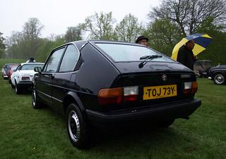 1983 Alfa Romeo Alfasud SC 1.5   by Spottedlaurel