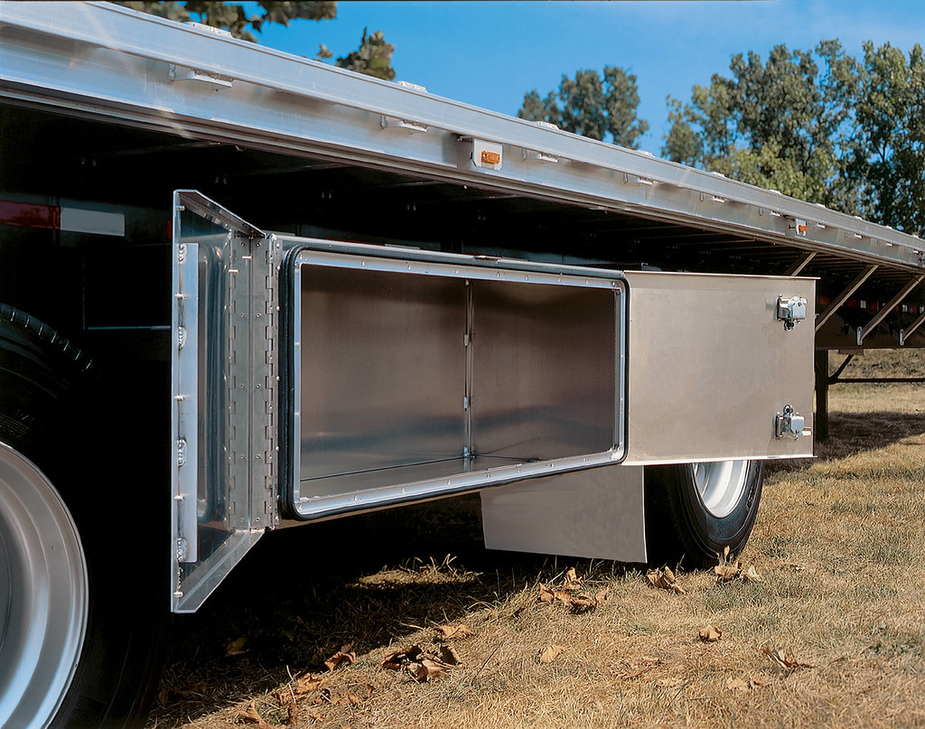 Truck And Trailer Tool And Storage Boxes Aero Industries