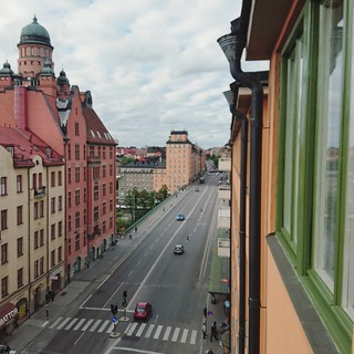 The colors of Stockholm, Sweden | by anywhereism