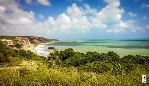 Praia de Tambaba   Mirante de Tambaba PB BRASIL Praia de