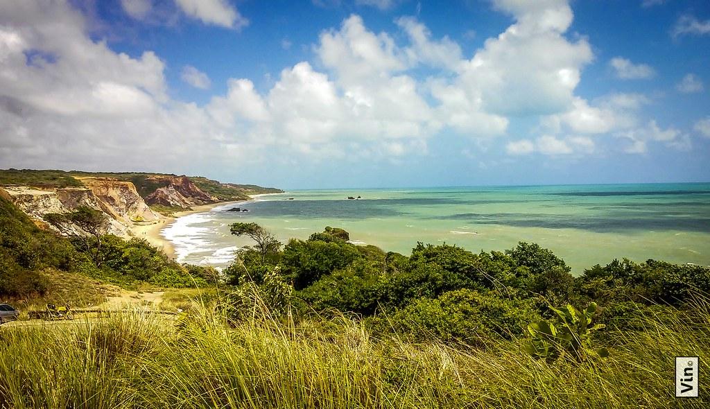 VIAGENS BRASIL: Praia de Tambaba-Conde-PB