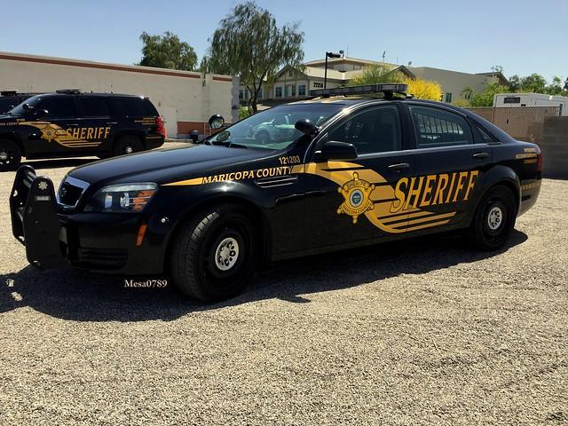 Maricopa County Arizona Sheriff, Chevy Caprice