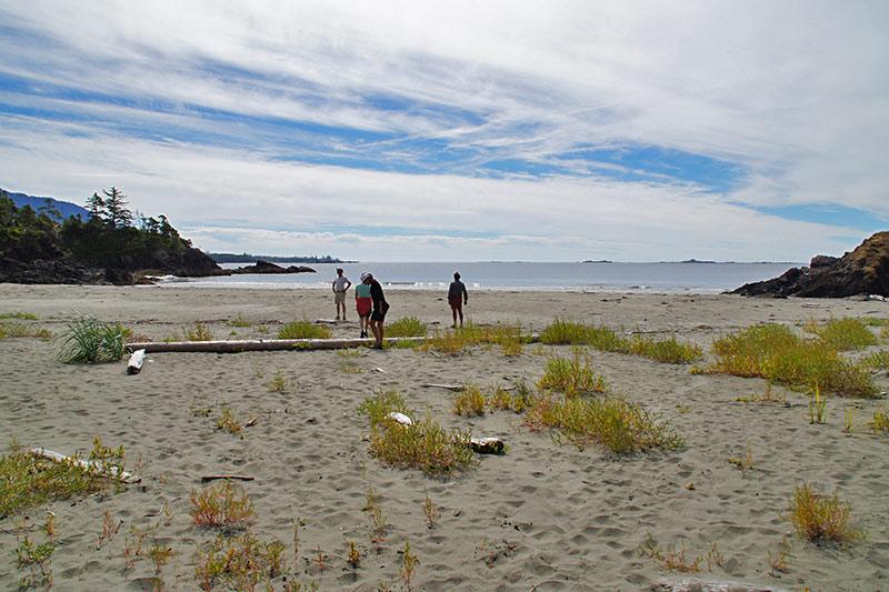 Rugged Point Marine Park, Vancouver Island, British Columbia. Photo: Santa Brussouw.
