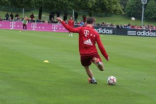 FC Bayern Training | by breu.niklas