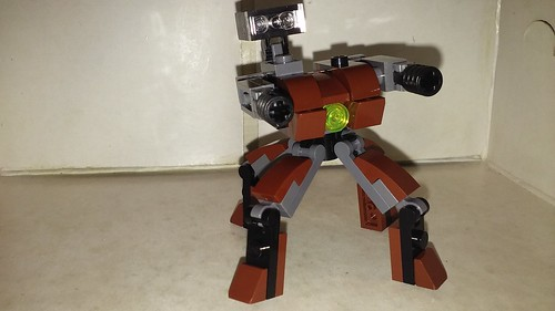 QuadMon Alternate Leg build 3 | by Artasid