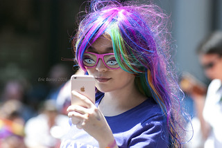 Pride hair   by Eric Barao