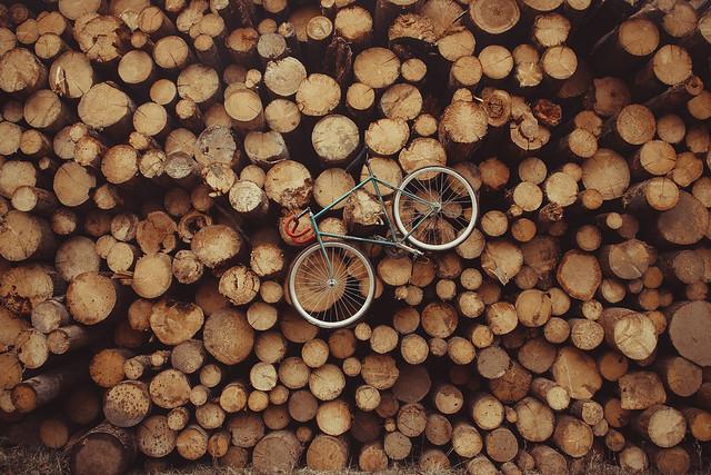 My bike on the