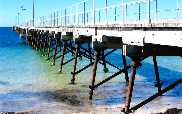 Fowlers Bay Jetty