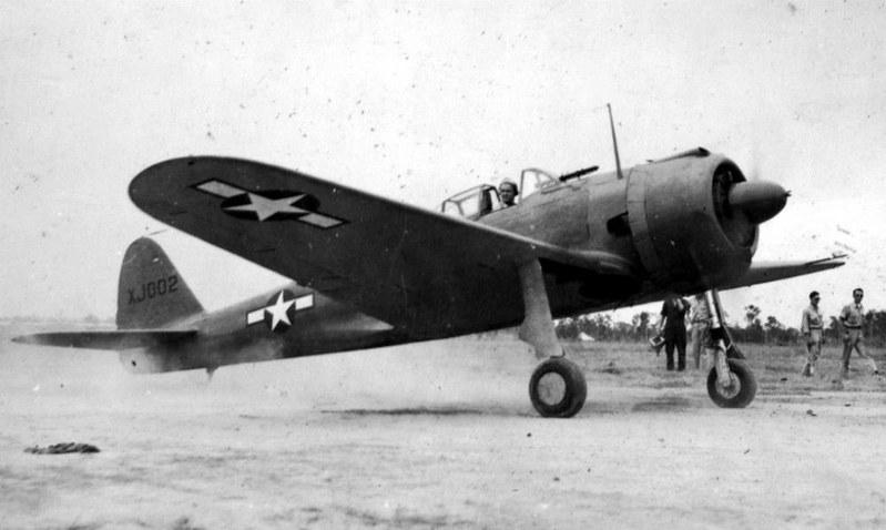 Nakajima Ki-43 Hayabusa de chasse