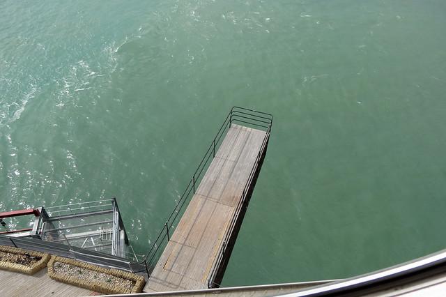 Pier, No Mans Land Fort