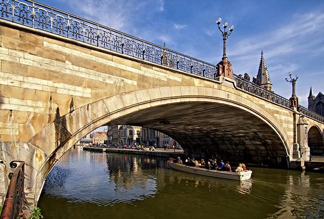 Gent/ Graslei  / Belgisch mooiste