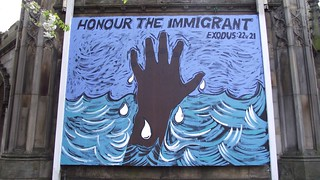 honour the immigrant | by byronv2