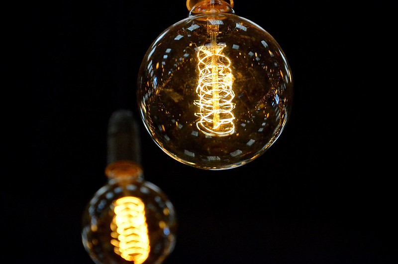 Big light bulbs