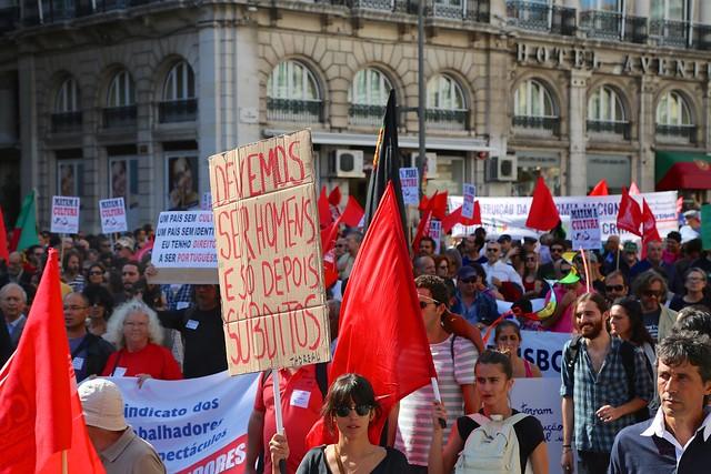 Manifestação de 29 Setembro 2012