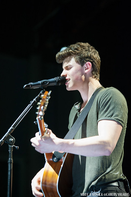 Shawn Mendes - MEO Arena '16