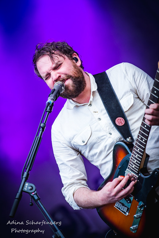 Frightened Rabbit 2016 (Zitadelle Spandau, Berlin)