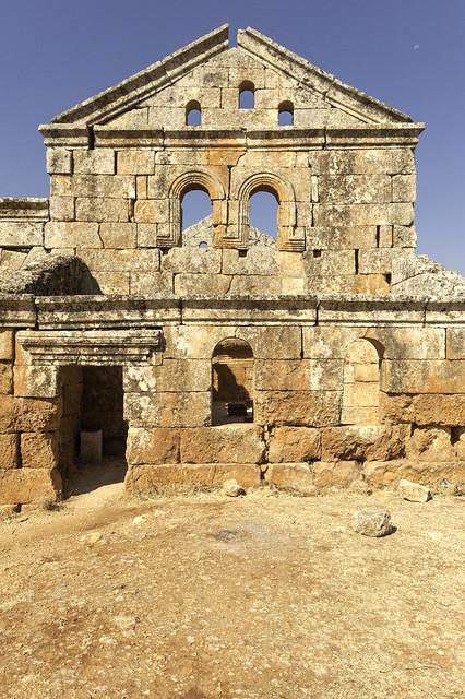 Remembering Syria: The Dead Town of Serjilla - V