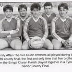 5 bro's in a county final