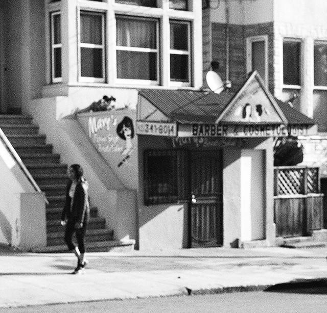 Capp Street Mission District San Francisco