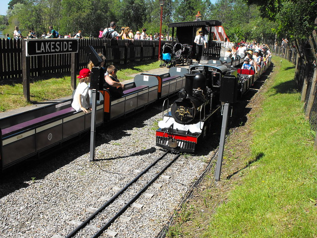 Moors Valley Railway - June 2010 (2)
