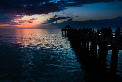 sunset us unitedstates florida fav50 silhouettes fav20 naples fav30 sunsetcelebration fav10 naplespier fav40 uscopyrightregistered2013