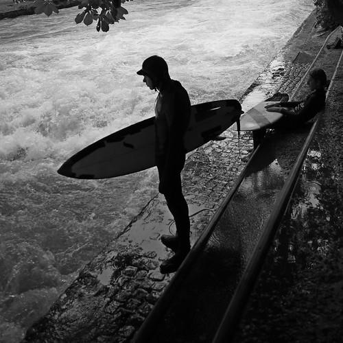 Eisbach Surfer - wetterunabhängig | by MarkusPfl