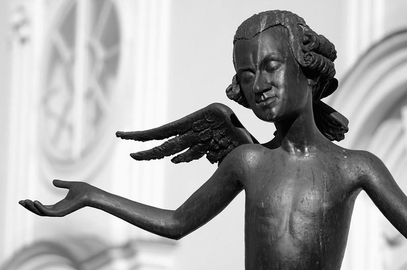 Mozart estatua