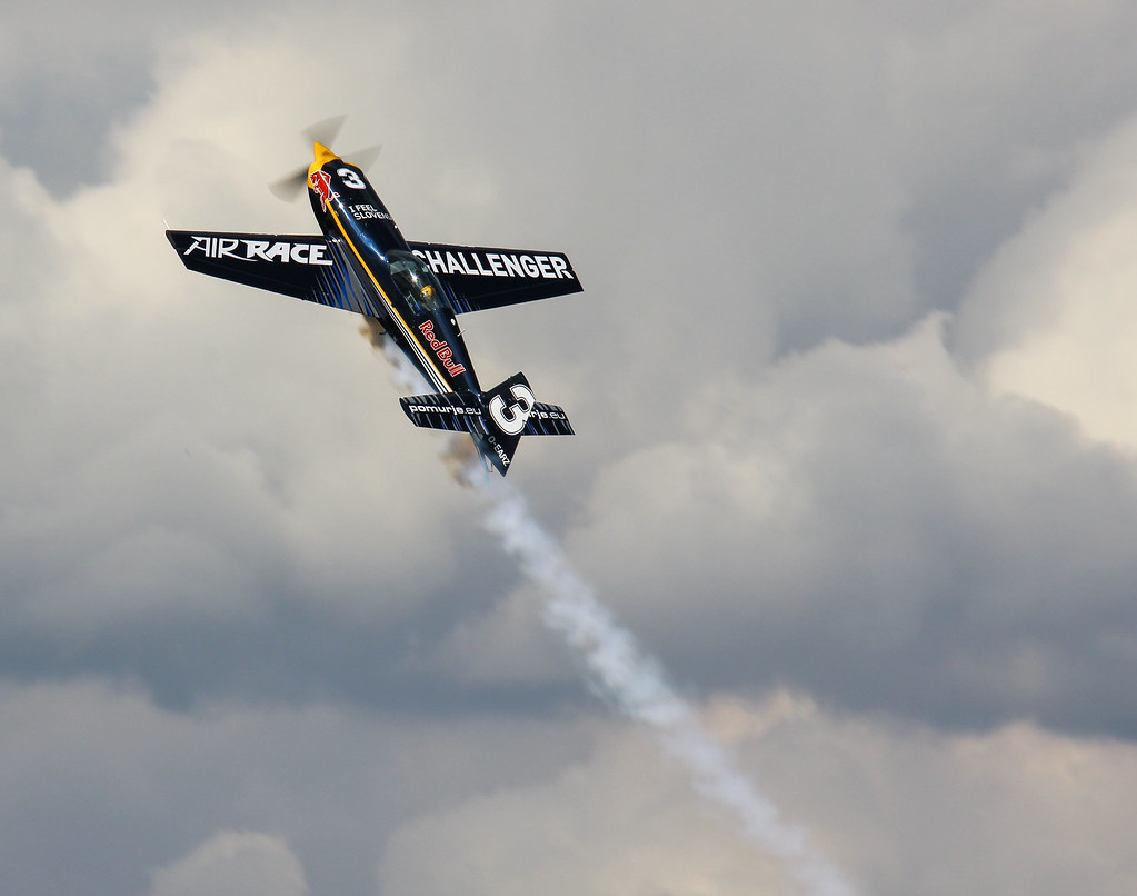 Air Race Challenger Extra E-330LX - Red Bull Air Race Asco…   Flickr