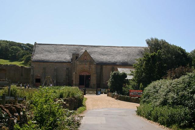 Abbotsbury Tithe Barn