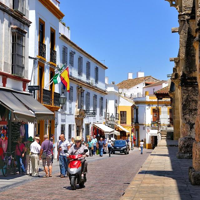 Córdoba : : Calle Cardenal Herrero