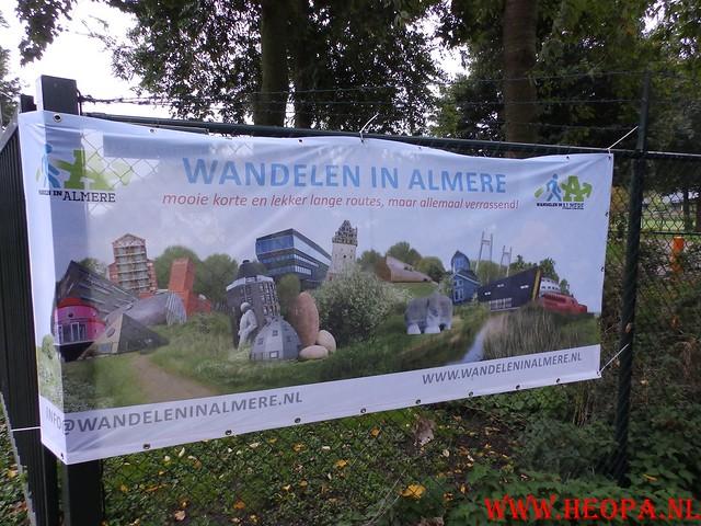 2015-10-10  Creen City Walk Almere 31 Km   (1)