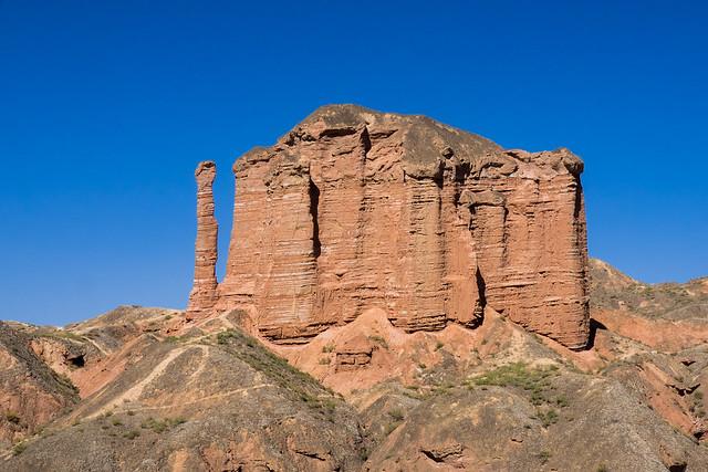 Zhangye National Geopark - Gansu Province - China