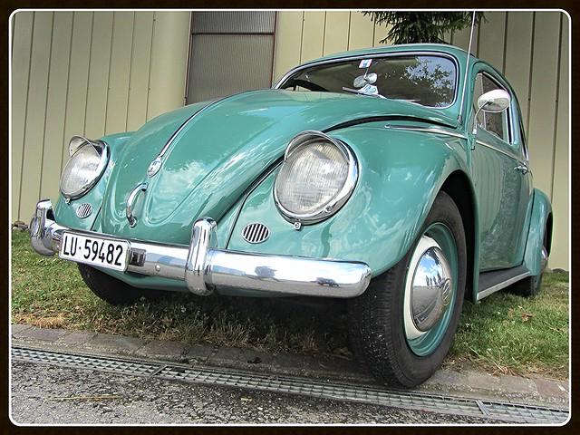 VW Beetle, 1959