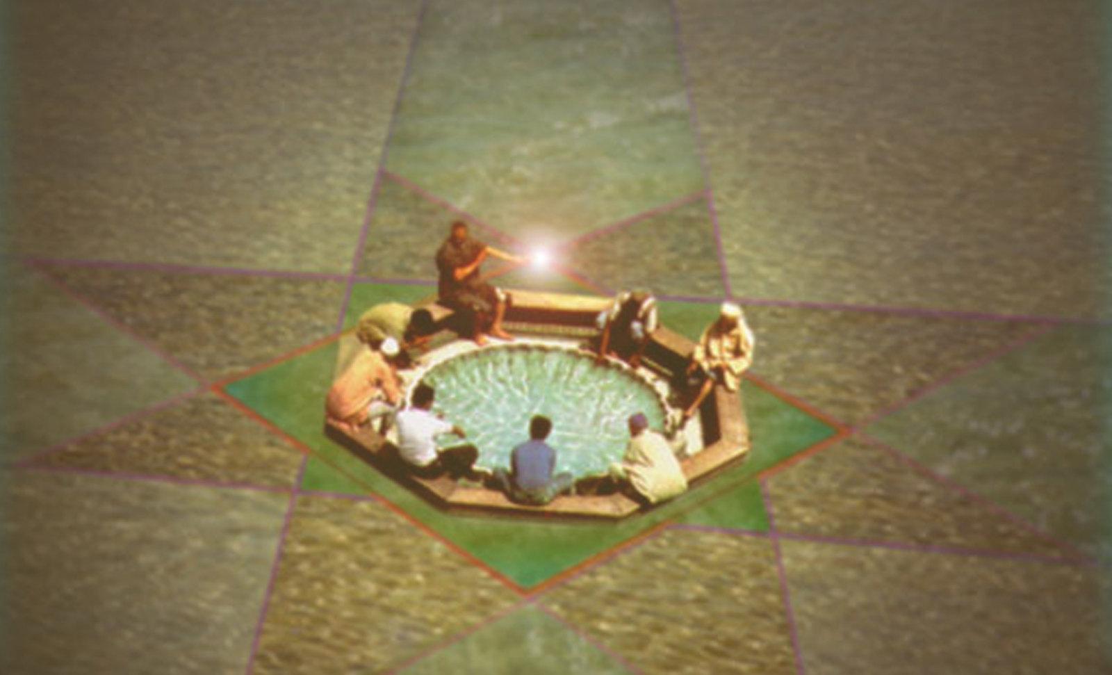 Edificaciones, espacios públicos para propiciar el encuentro propio
