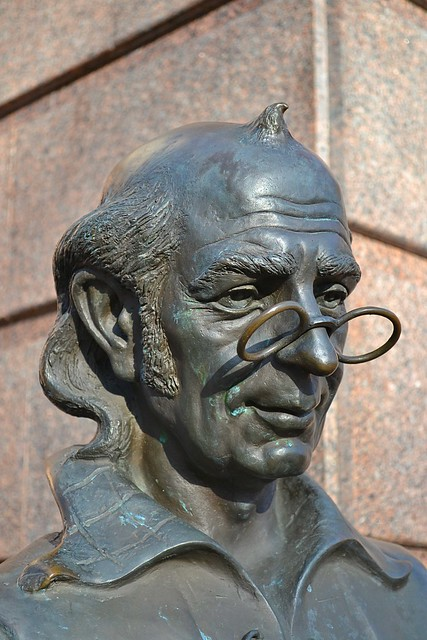 The Father of Russian Pinocchio