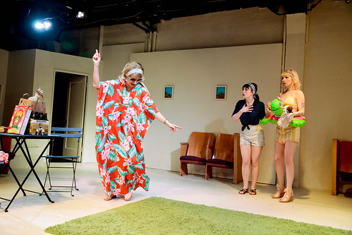 defunkt Theatre, Betty's Summer Vacation, Rosemary Ragusa | by drammyawards