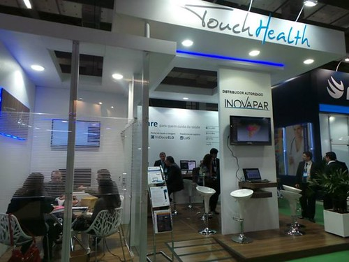 Hospitalar 2014   by Touch Health