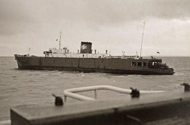 M.S. Suffolk Ferry (1947-1981)