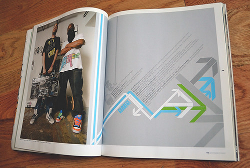 layout for YRB magazine   by mimsmiss