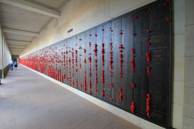 Canberra War Memorial - Roll of Honour