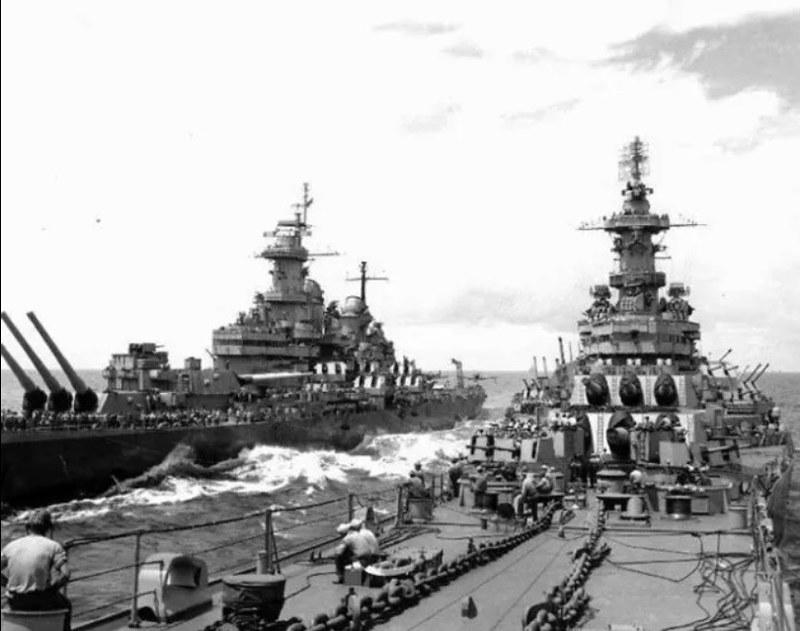 Taistelulaiva USS Missouri